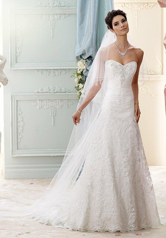 David Tutera for Mon Cheri 215271 - Delia Wedding Dress photo