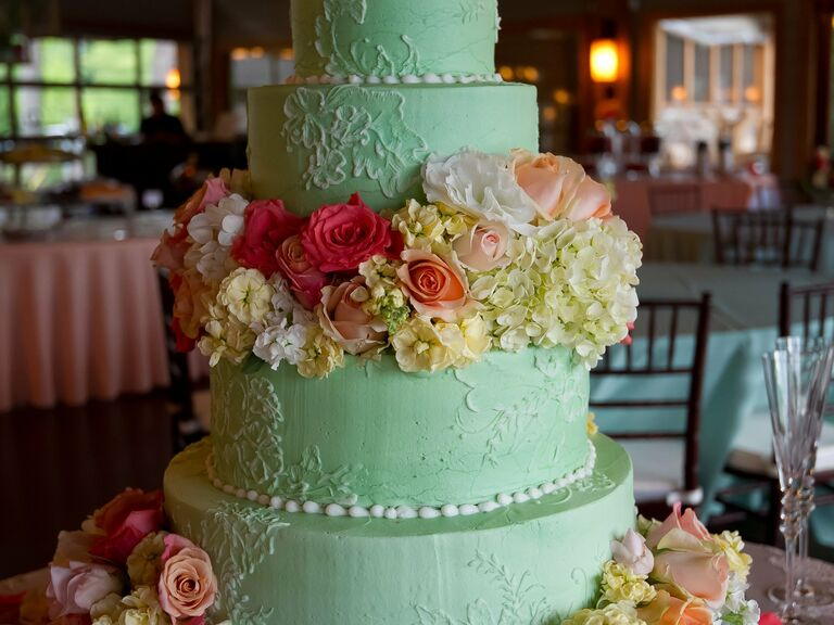 Wedding Cakes in Mobile