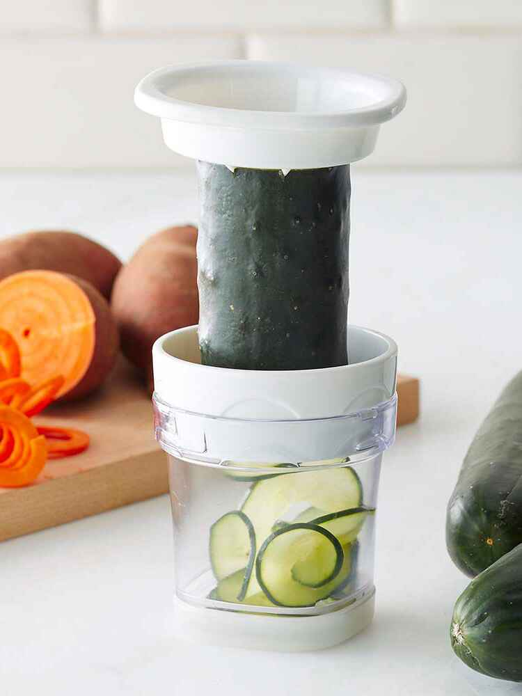 Compact Spiralizer from Williams Sonoma