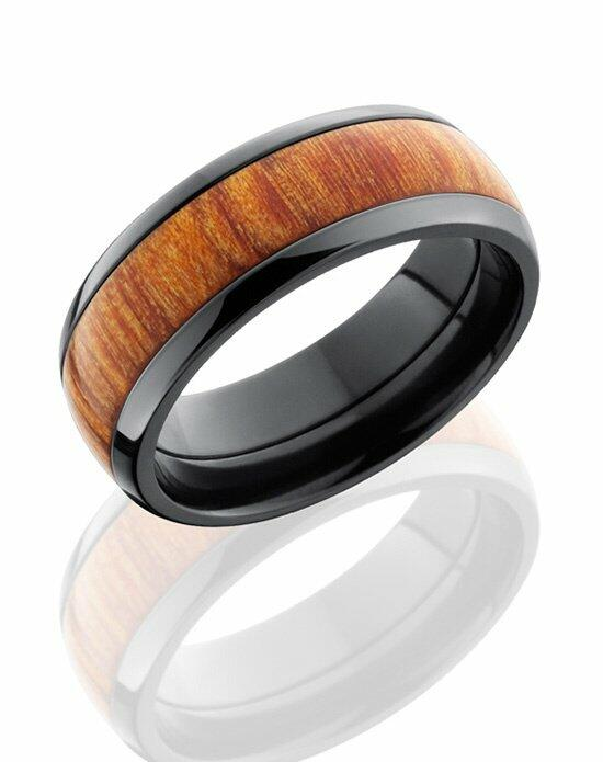 Lashbrook ZHW8D15/FIJIORANGEWOOD Wedding Ring photo
