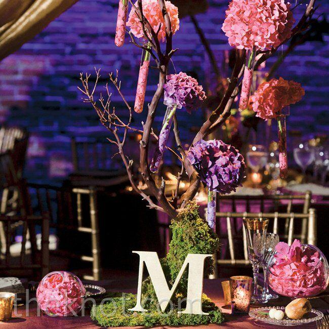 A urban garden wedding in new york ny
