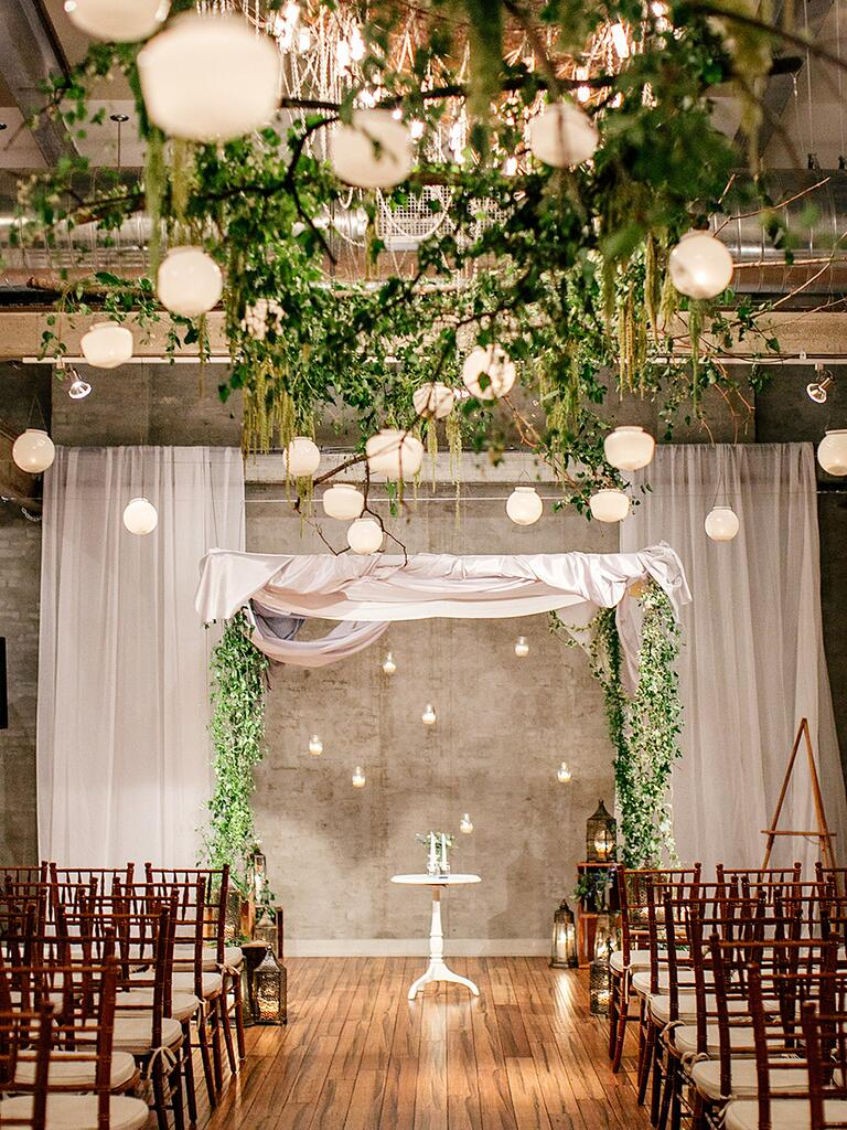 17 creative indoor wedding arch ideas