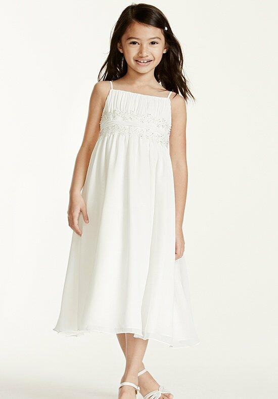 David's Bridal Juniors FG9743 Flower Girl Dress photo