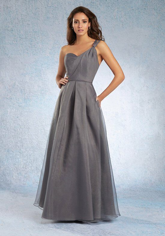 Alfred Angelo Signature Bridesmaids 7342L Bridesmaid Dress photo