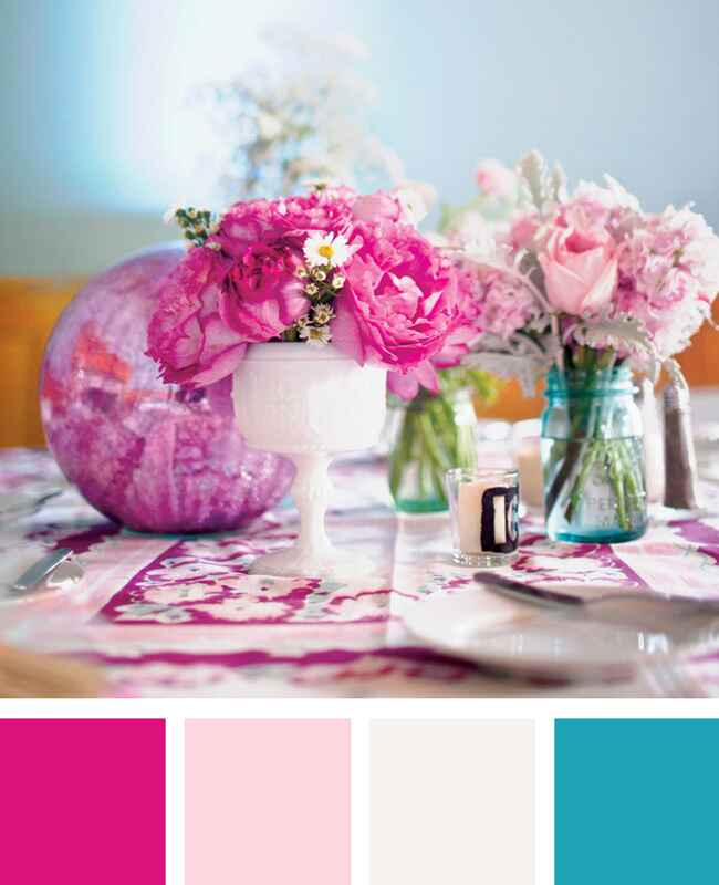 Step Into Spring With These Bright Color Palettes