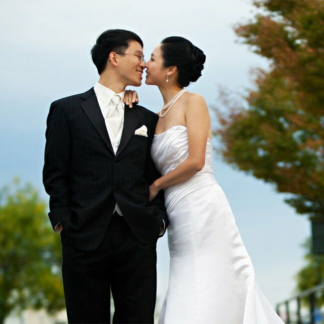 cathy amp daniel a formal wedding in new york city ny