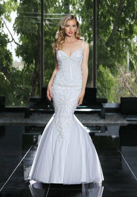 Simone Carvalli 90231 Wedding Dress photo