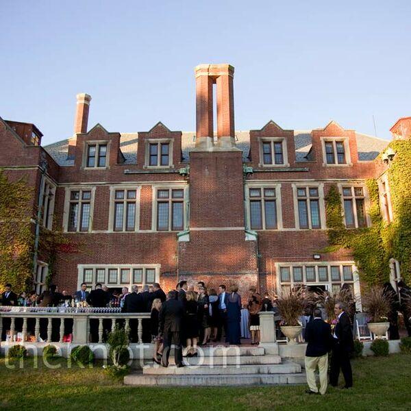 Outdoor Wedding Venues Nj: Natirar Tented Wedding