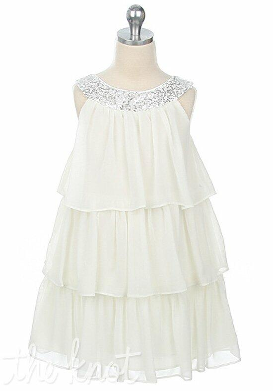 Kids Formal 3707 Flower Girl Dress photo
