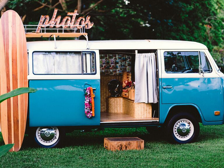 Wedding Reception Photo Booth Ideas: 15 Photo Booth Ideas For A Fun Wedding Reception