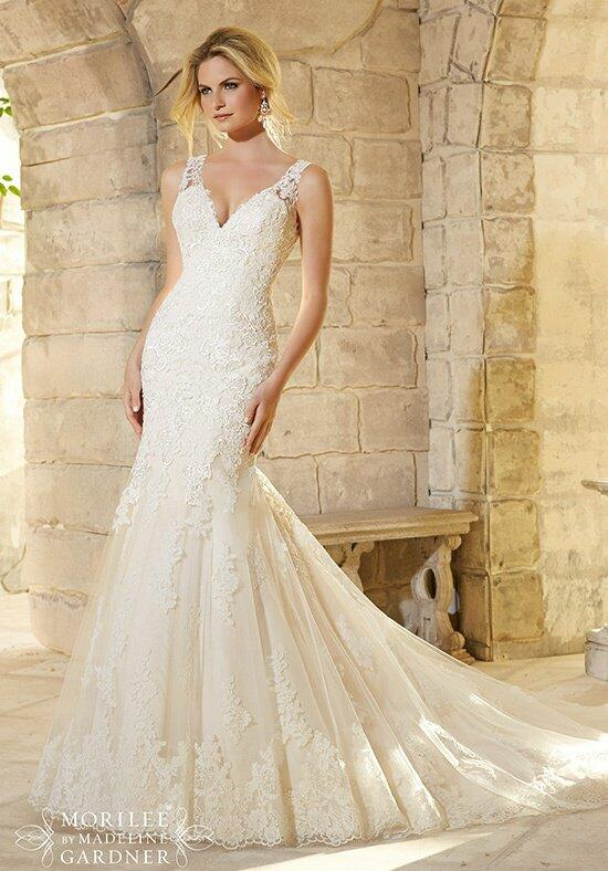 Mori Lee by Madeline Gardner 2773 Wedding Dress photo