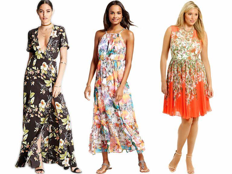 What to wear to a beach wedding beach wedding attire for men women women in beach wedding attire junglespirit Gallery