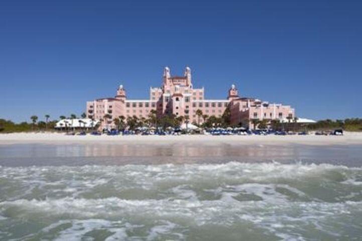 Hotel St Petersburg Florida Beachfront