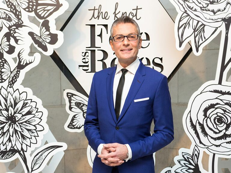 Randy Fenoli Launching Randy Fenoli Bridal Collection