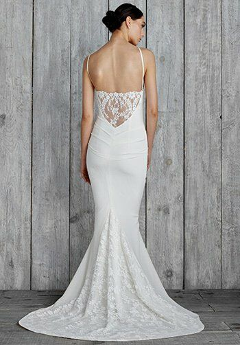 Nicole Miller Quot Hampton Quot Gh10006 Wedding Dress The Knot