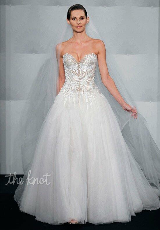 Mark Zunino for Kleinfeld 43 Wedding Dress photo