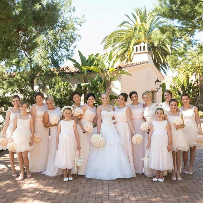 Layered Tulle Junior Bridesmaid Dresses,Long Tight Dresses For Wedding Guest