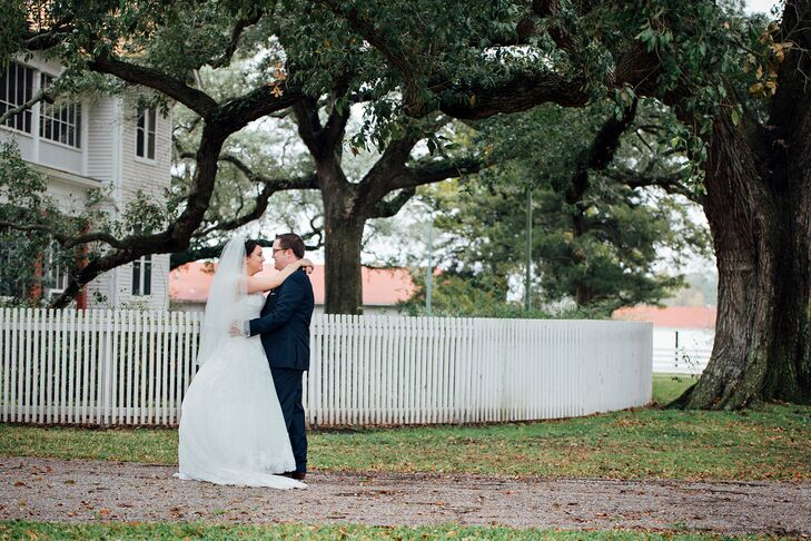 A Vintage Style Diy Wedding At George Ranch Historical Park In Richmond Texas