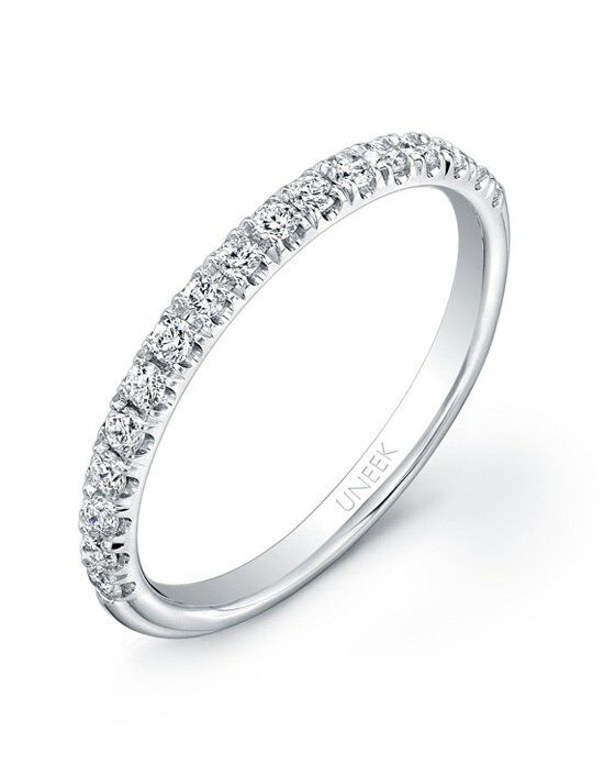 Uneek Fine Jewelry UWB010 Wedding Ring photo