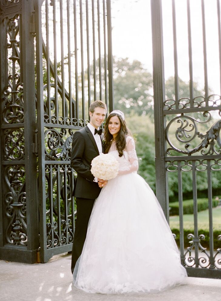 Sarah & Jeff's NYC Yale Club Wedding | Tampa Wedding ... |Yale Club Wedding