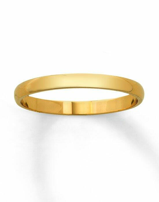 Kay Jewelers 10K Yellow Gold Wedding band-240534608 Wedding Ring photo