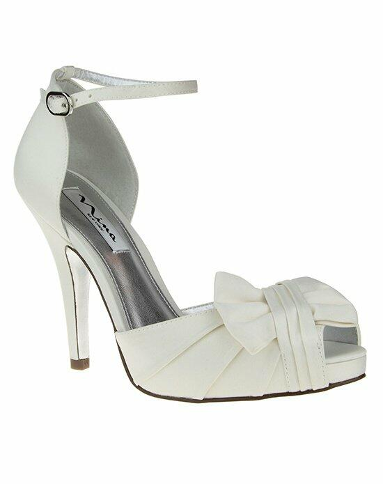 Nina Bridal ELLA_IVORY Wedding Shoes photo