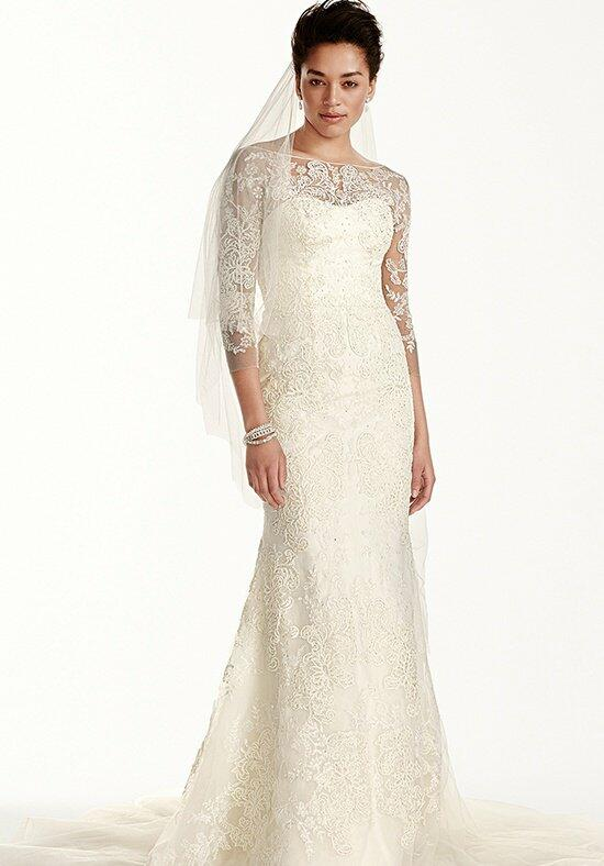Oleg Cassini at David's Bridal Oleg Cassini Style CWG710 Wedding Dress photo