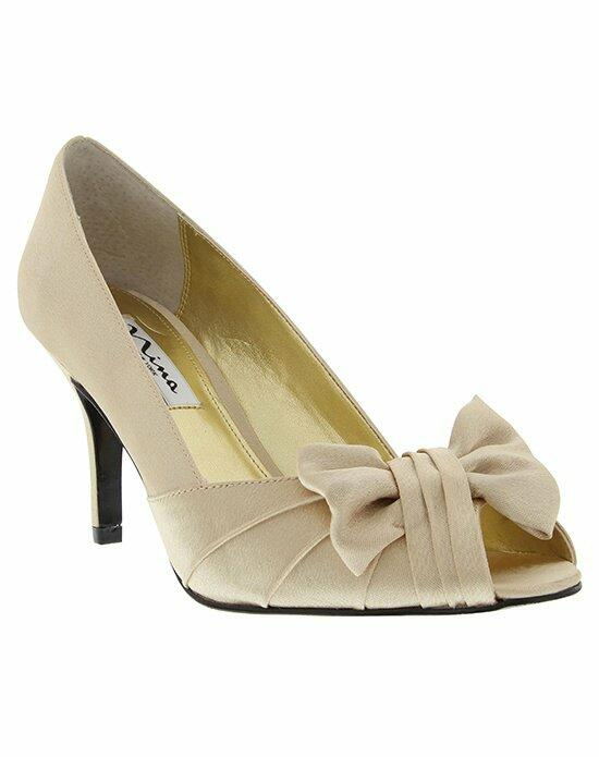 Nina Bridal FORBES_GOLD_MAIN Wedding Shoes photo