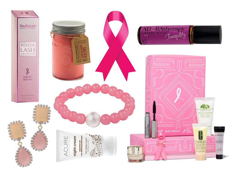 7 Bridal Party Gifts That Give Back to Breast Cancer