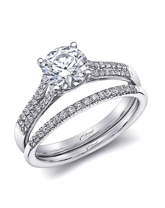 Coast Diamond Charisma Collection - LC6002 & WC6002 Engagement Ring photo