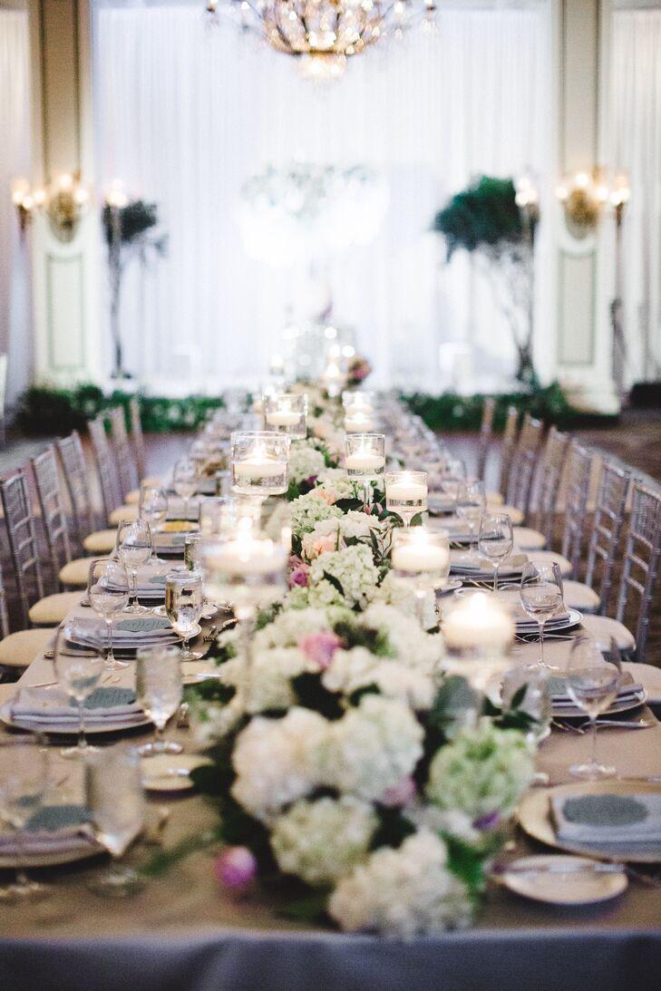 A Sophisticated Ethereal Wedding at Georgian Terrace in Atlanta, Georgia