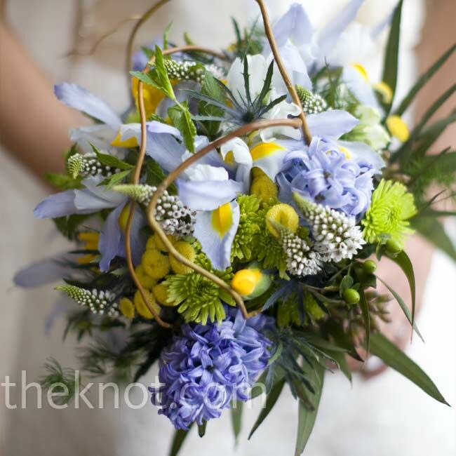 Wild Flower Wedding Bouquet: Wildflower Wedding Bouquet