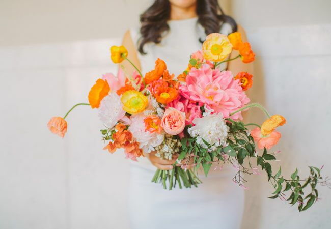 You'll Love This Bright and Colorful Wedding in Dallas, Texas