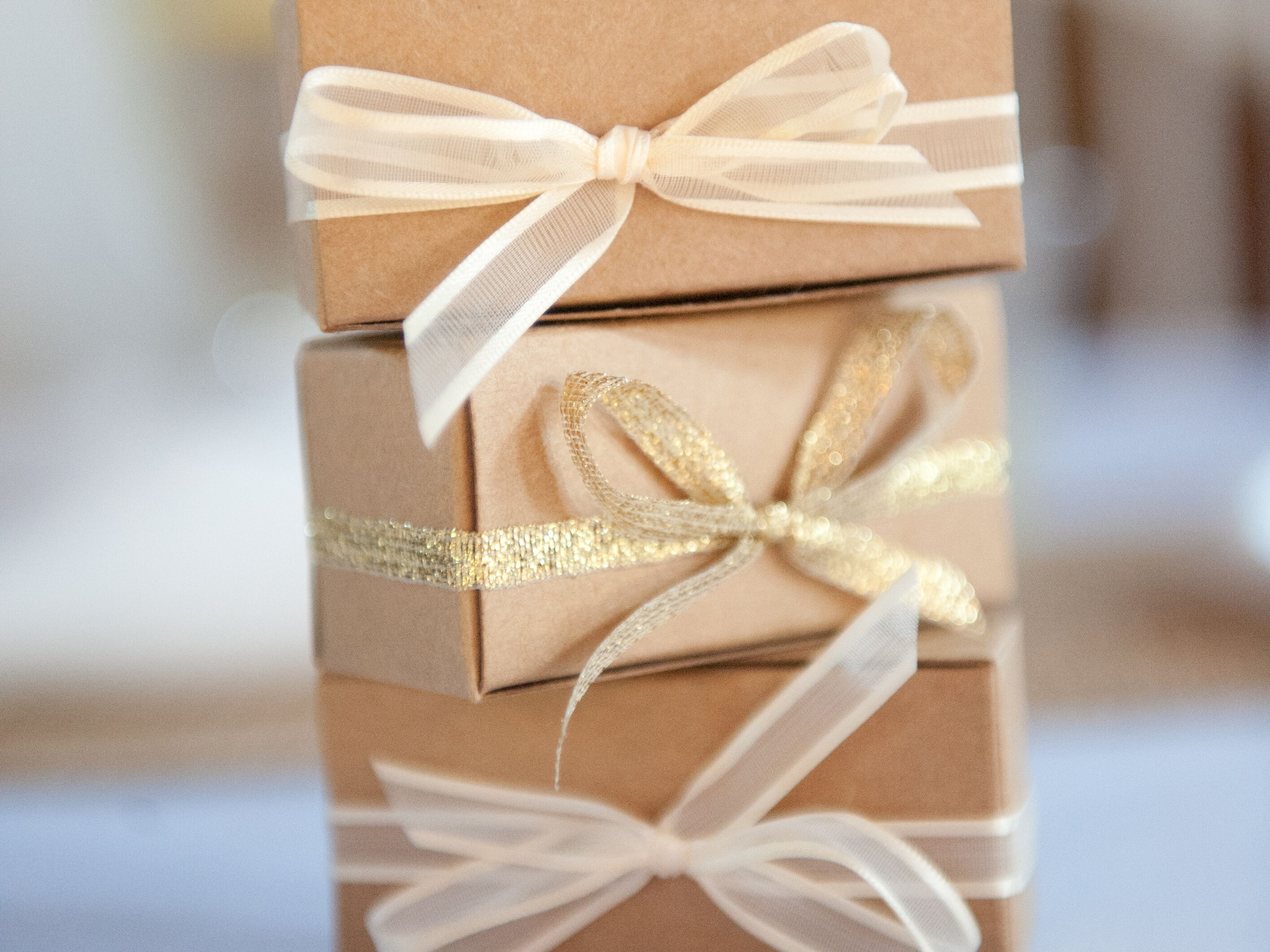 Wedding Gifts From Bridesmaids