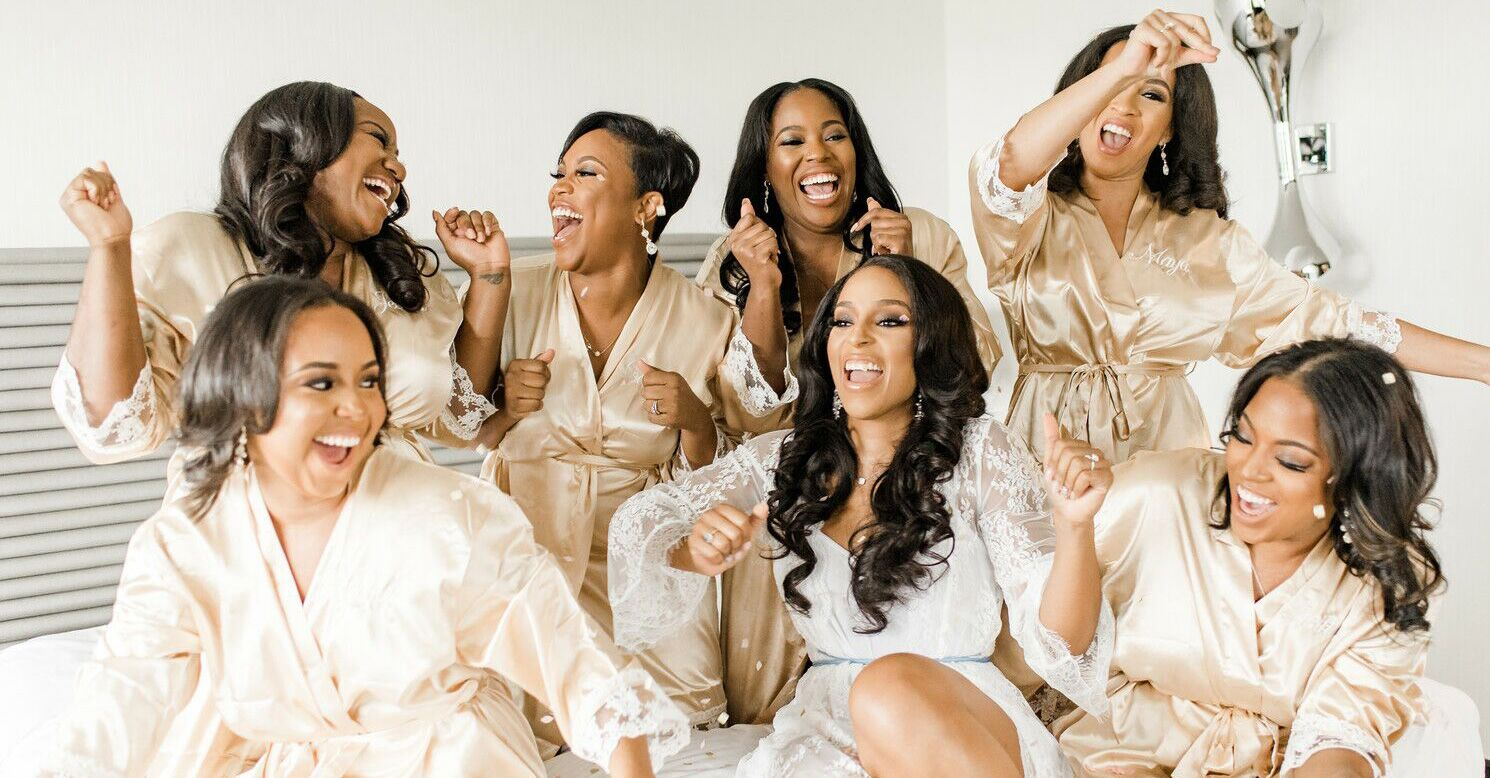 24 Bridesmaid Robes They Ll Actually Wear Again