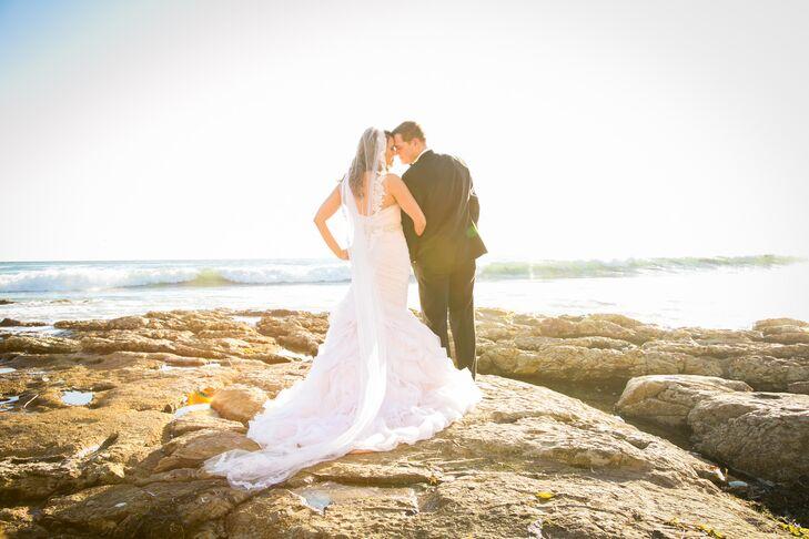 An Elegant Ballroom Wedding At The Cliffs Resort In Pismo Beach California