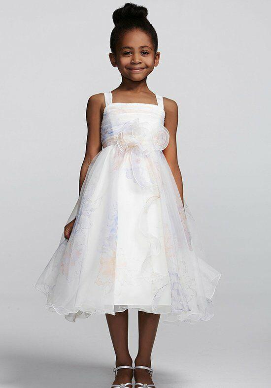 Davids Bridal Flower Girl Dress Wg1267 : David s bridal juniors wg flower girl dress the knot