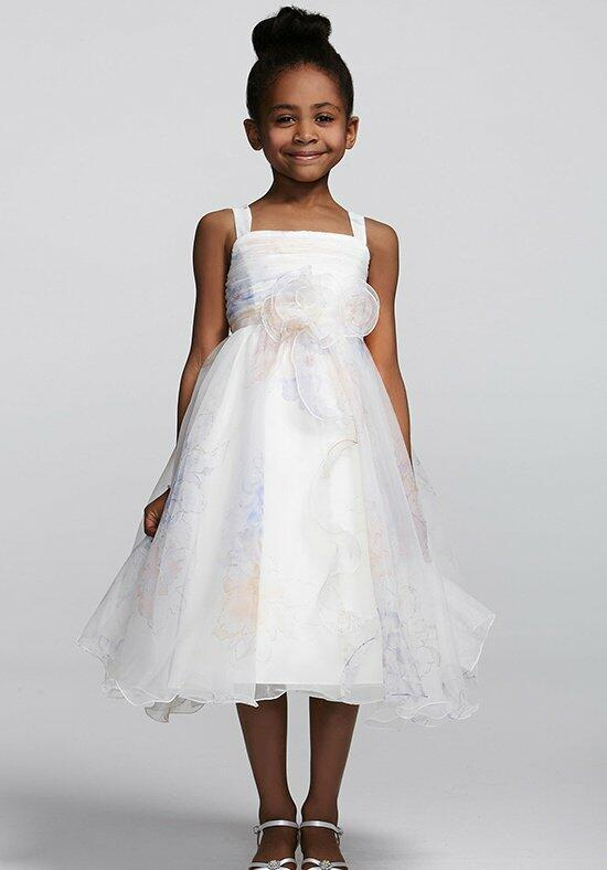 David's Bridal Juniors H1270 Flower Girl Dress photo