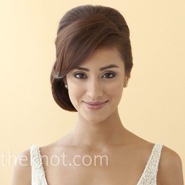 New wedding hairstyle ideas side swept updo wedding hairstyle pmusecretfo Gallery