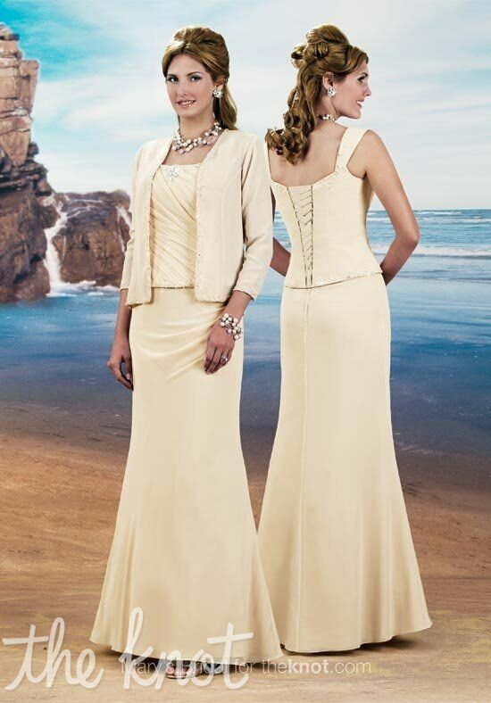 Beautiful Mothers by Mary's M2041 Mother Of The Bride Dress photo