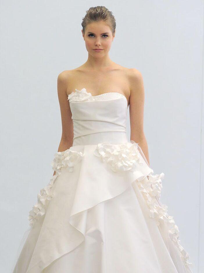 Angel Sanchez Spring 2017 Collection Bridal Fashion Week