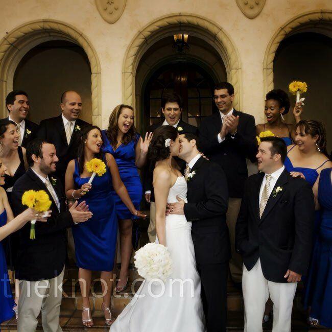 An Outdoor Wedding In Sarasota, FL