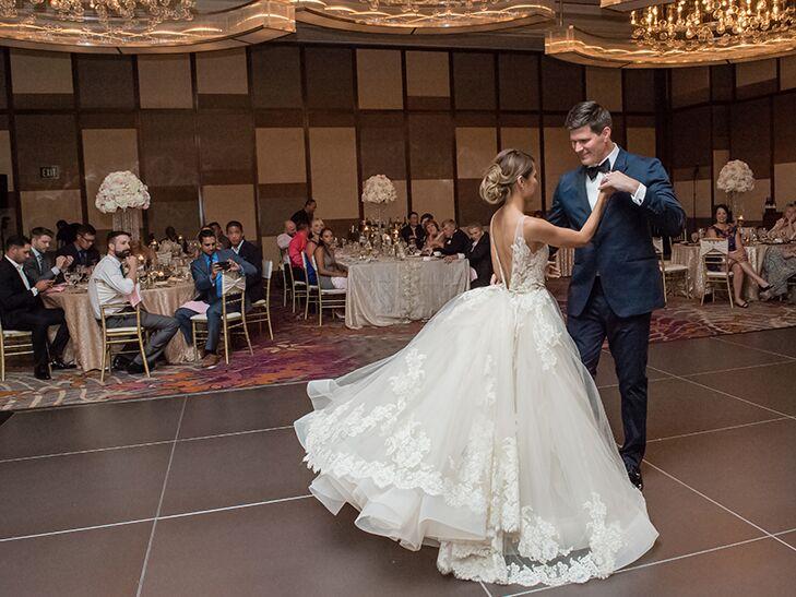 Las Vegas Real Weddings Inspiration