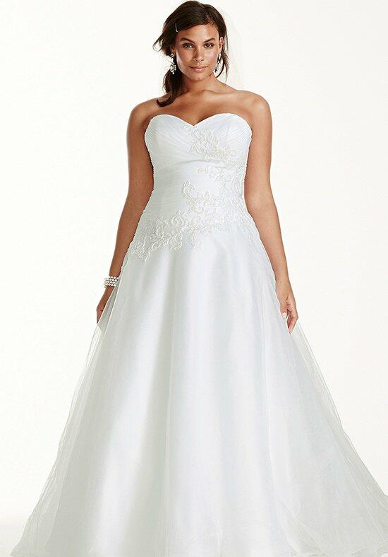 David's Bridal David's Bridal Woman Style 9WG3740 Wedding Dress photo