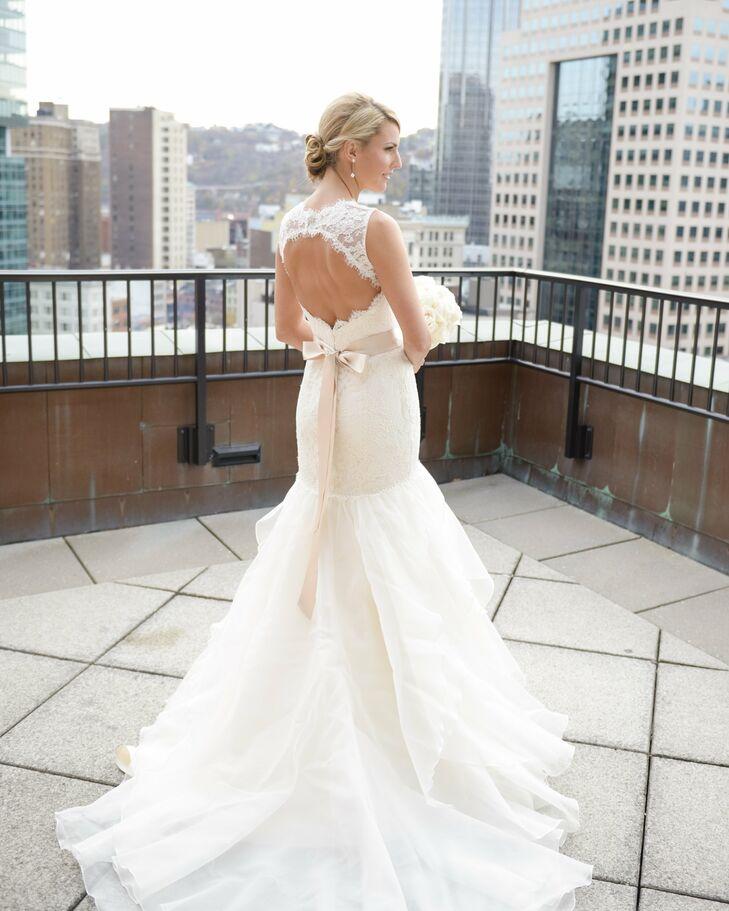 A Carnegie Museum Wedding In Pittsburgh, Pennsylvania