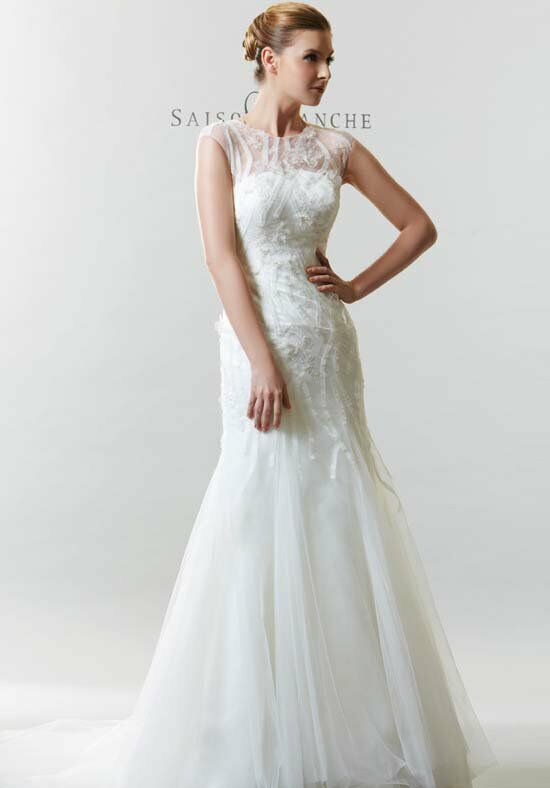Saison Blanche Couture B3165 Wedding Dress photo