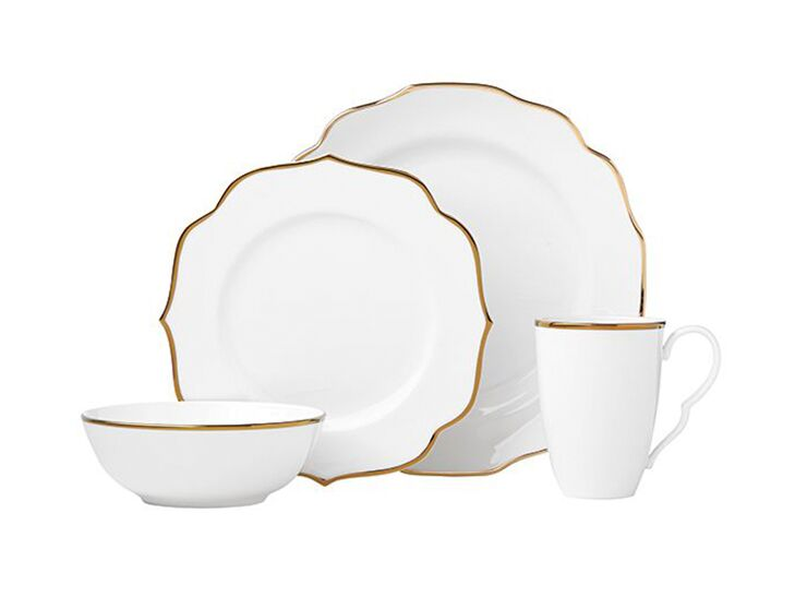 Lenox plates  sc 1 st  The Knot & Wedding Registry Dinnerware Inspired by Movies