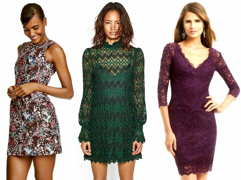 Wear to what fall wedding reception
