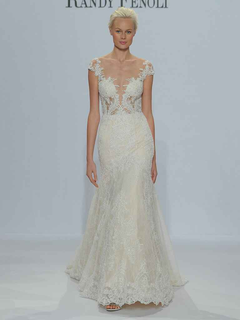 Randy Fenoli Spring 2018 Collection Bridal Fashion Week