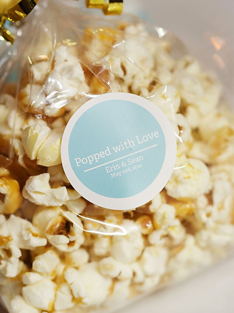 17 Ways to Word Your Wedding Favor Tags